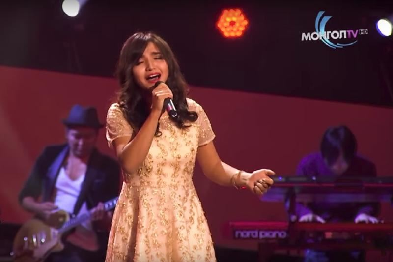 ВИДЕО: Моңғолия шоуында қазақ қызы жоғары баға алды
