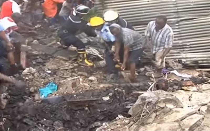 В Мозамбике 17 человек погибли под горой мусора