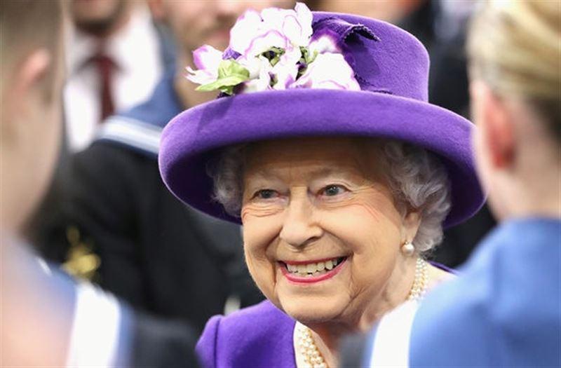 Королева Британии арендовала землю в центре Киева