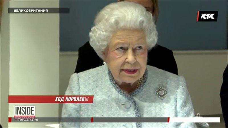 Звездой недели моды неожиданно стала британская королева