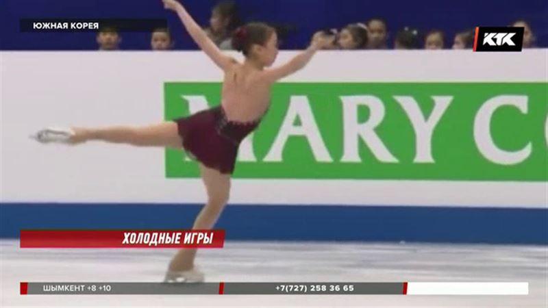 Элизабет Турсынбаева представит на Олимпиаде свою произвольную программу