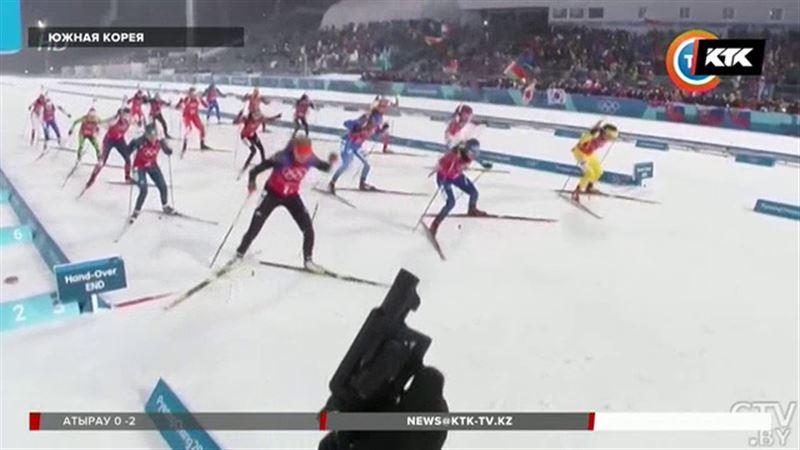 Олимпиада: пока с одной медалью