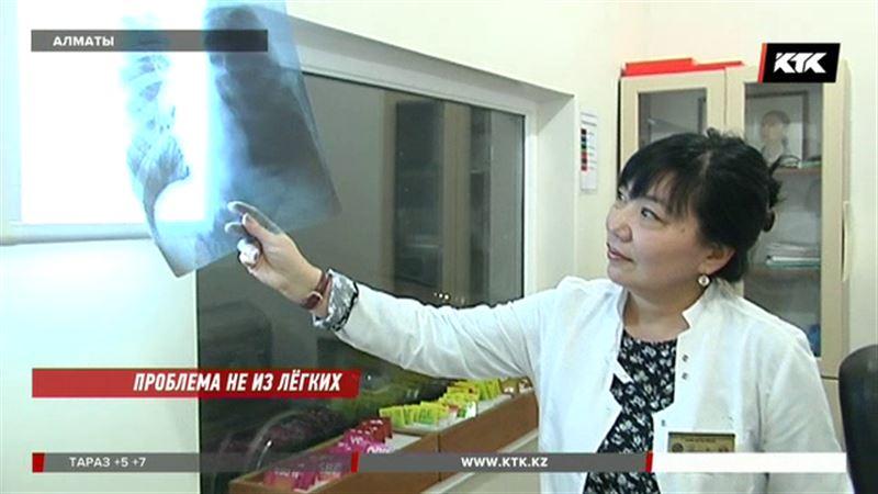 В вузах Алматы у студентов выявили открытую форму туберкулеза