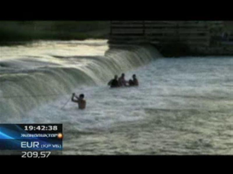 В Таразе всем миром провели уникальную спасательную операцию