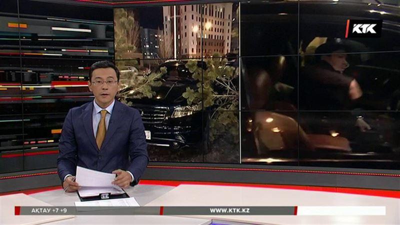Астанада қымбат көлігімен адам қаққан атышулы экс-шенеунік сотталды