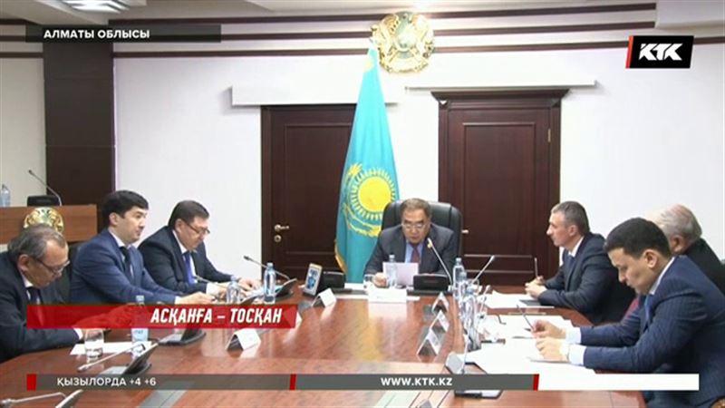 Алматы облысында Әділет департаментінің қызметкерлері басшылықтың былығын жайып салды