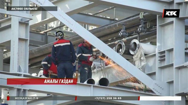 Ақтөбе облысында газға уланған мұнайшы қайтыс болды