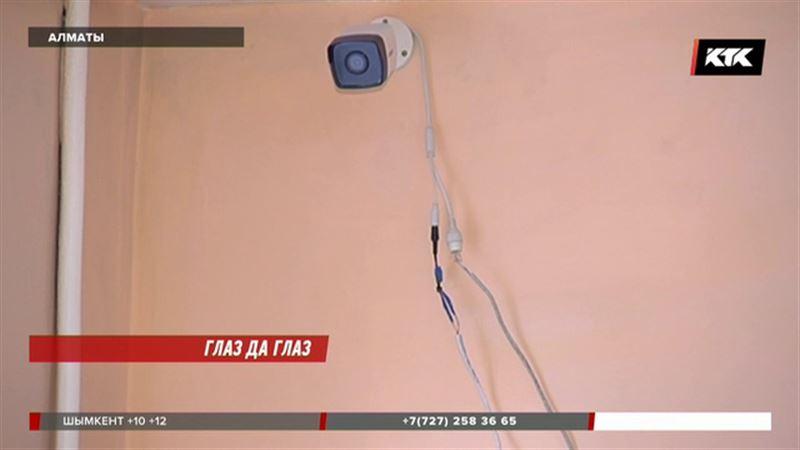 Полицейские Алматы будут следить за всеми дворами, где есть камеры