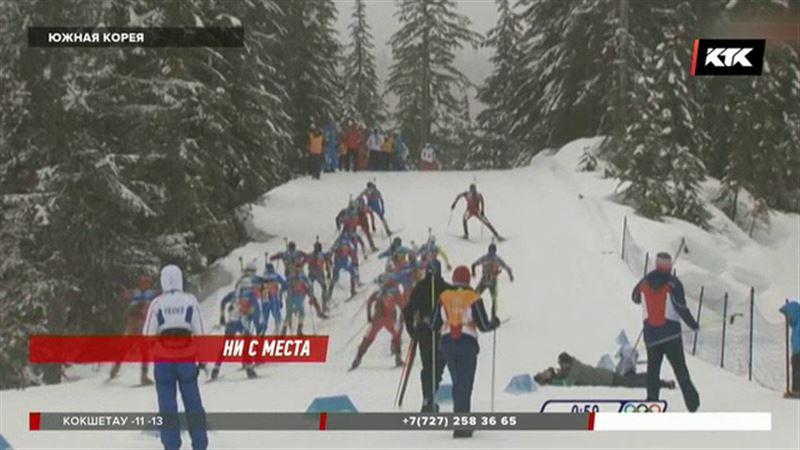 Олимпиада: Казахстан на 27 месте
