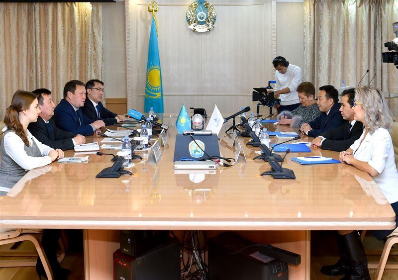 В Северо-Казахстанской области проходят дни Фонда Первого Президента РК