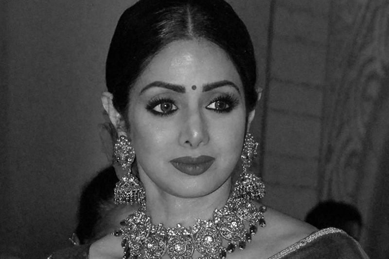 Скончалась известная индийская актриса Шридеви