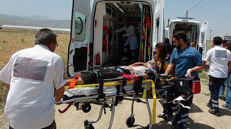 В Турции в ДТП с автобусом пострадали 23 человека