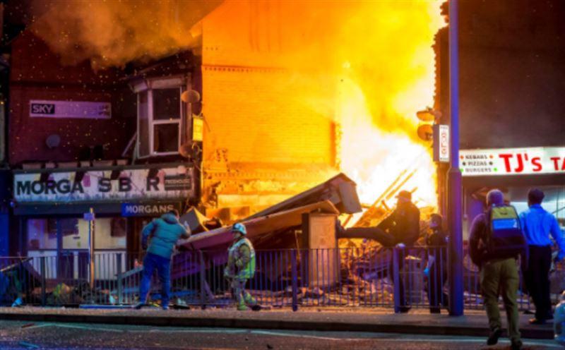 При взрыве в Лестере погибли четыре человека