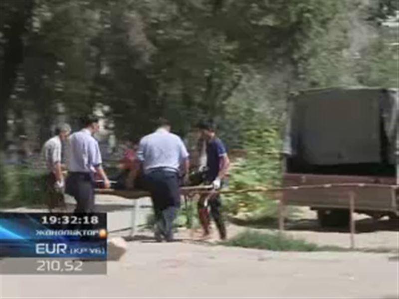 В Актюбинской области снова стреляют. Есть жертвы