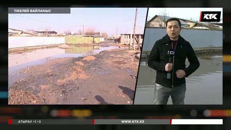 Тікелей эфир: Алматы облысында үйлері су астында қалған жұртқа әлі көмек жетпеген