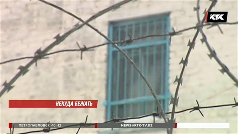 Рецидивист, сбежавший из столичного СИЗО, задержан