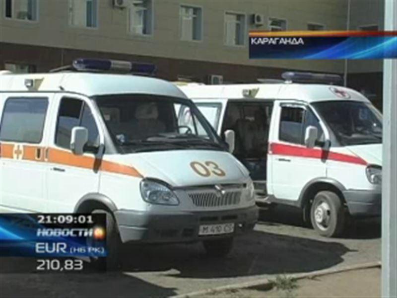 Критическая ситуация в карагандинской «скорой помощи» сложилась из-за  недостатка финансирования