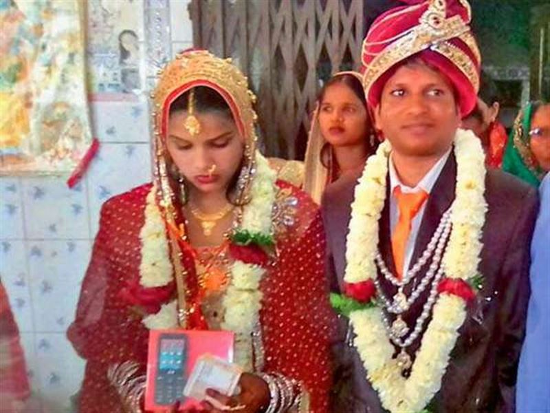 Индиец лишился невесты прямо во время свадебной церемонии из-за лысины
