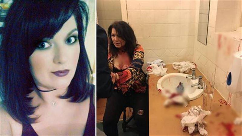 ШОК (18): В клубе из-за ревности девушке разбили голову об кафель в уборной