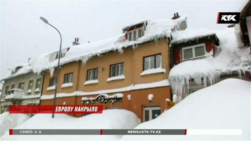 В Европе из-за морозов погибли 24 человека