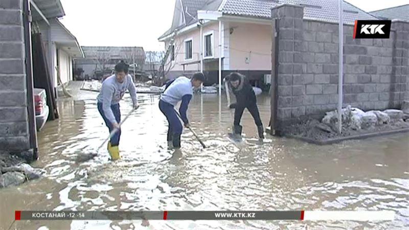 В Алматинской области эвакуируют жителей поселков