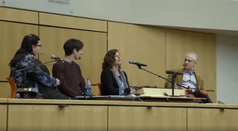 Студенты покинули аудиторию, когда биолог начала говорить о гендерных различиях мужчин и женщин