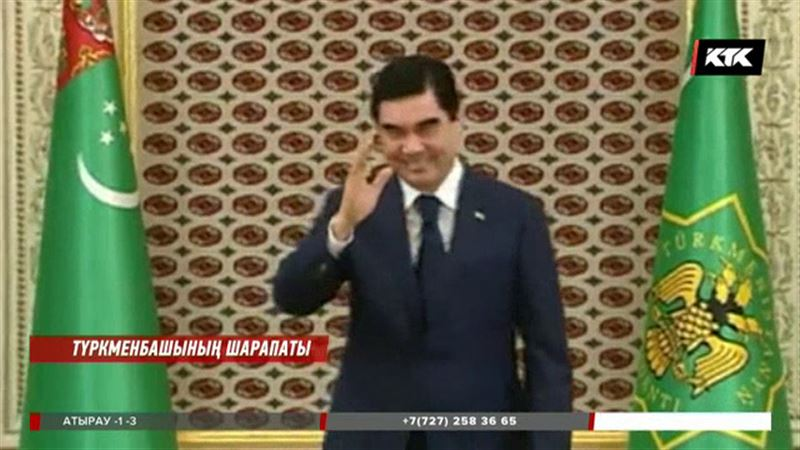 Түркменстан президенті  Әр әйелге 40 манаттан бермек