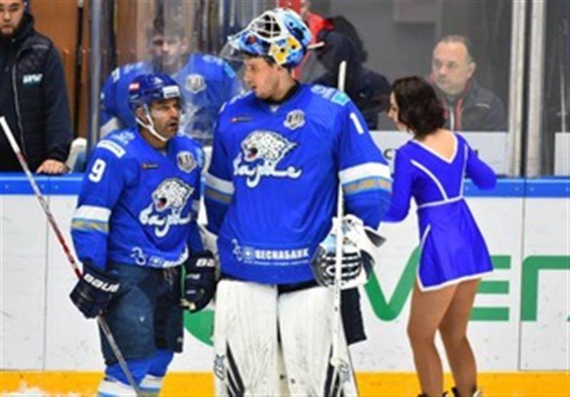 Хоккей: Барыс Авангардты ұтып тұрып, жеңіліп қалды