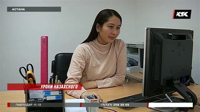 «По 500 человек ежедневно»: в школах изучения казахского языка наплыв учеников