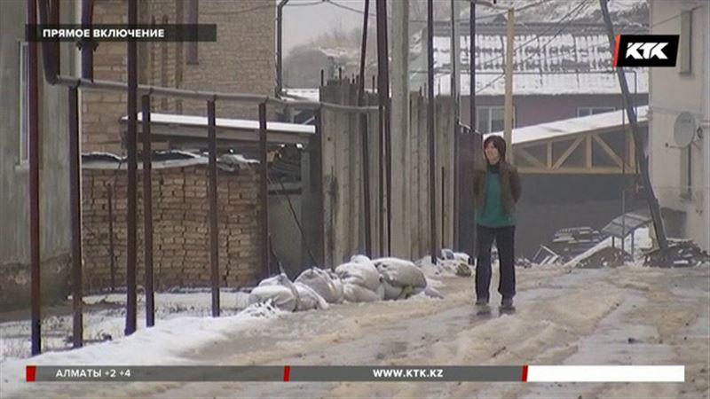 В зоне риска: как готовятся к паводку в Алматы и области