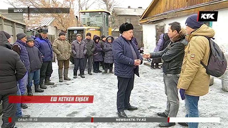Шығыс Қазақстан облысында жұмысшылар әкімдіктен айлықтарын 4 жылдан бері даулап ала алмай жүр