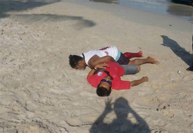 ВИДЕО (18+): Владельцы гидроциклов устроили перестрелку на глазах у туристов