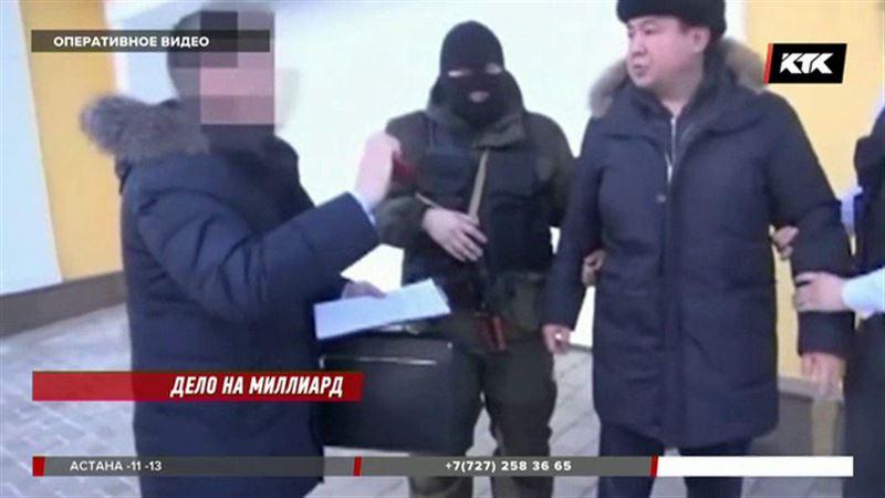 Заместитель Каната Бозумбаева подозревается в коррупции на миллиарды