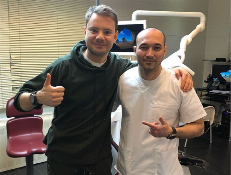 Избитого DJ Smash выписали из больницы