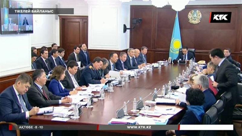 Сағынтаев Астанаға газ тарту жобасын тездетіп әзірлеуді тапсырды