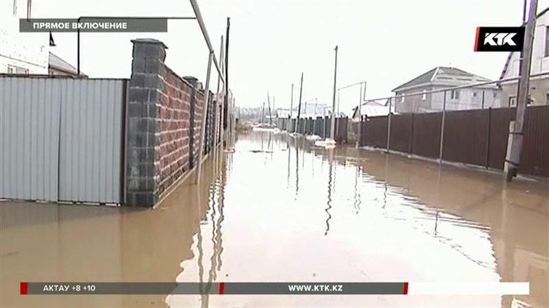 За разрушенные во время паводков времянки власти платить не будут