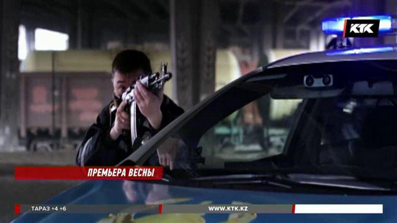 Первый сериал о казахстанских спецслужбах начнется на КТК 31 марта