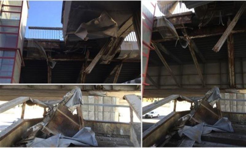 ФОТО: В Риге обвалился известный Вантовый мост