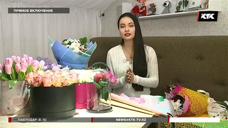 Как правильно выбрать и хранить букет – советы флориста в прямом эфире