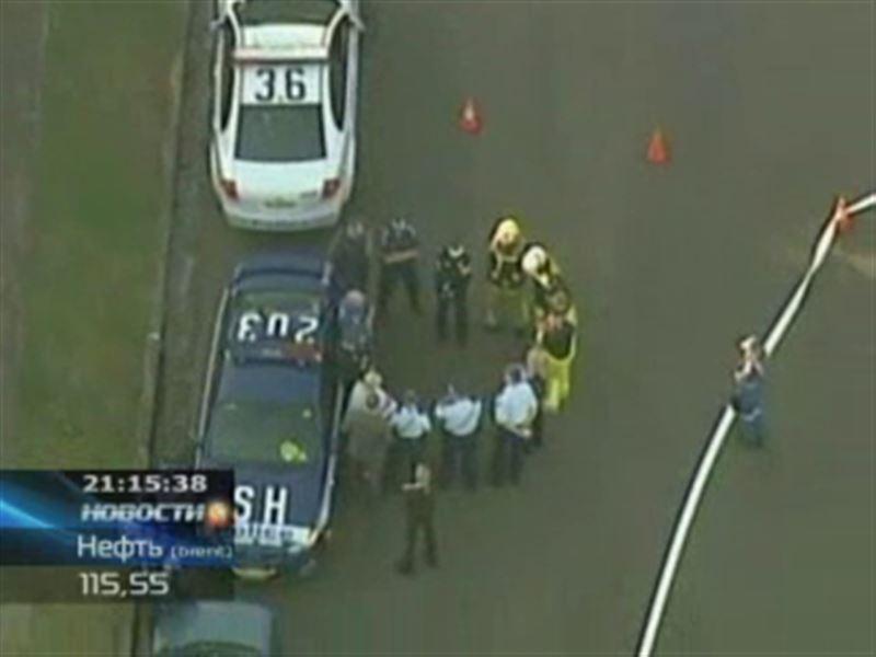 В Сиднее сапёры пытаются обезвредить бомбу