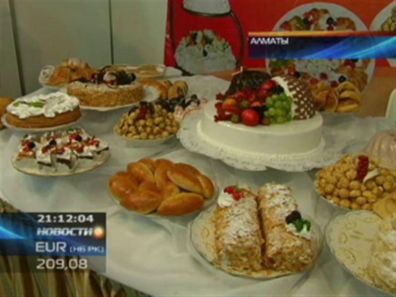 В Алматы  прошла ярмарка товаров, сделанных в Казахстане