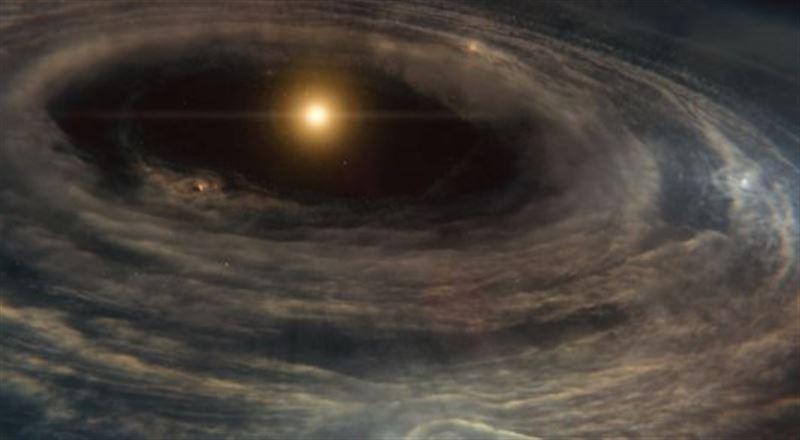 ВИДЕО: Ғаламның 14 миллиард жыл өмірі он минутта көрсетілді
