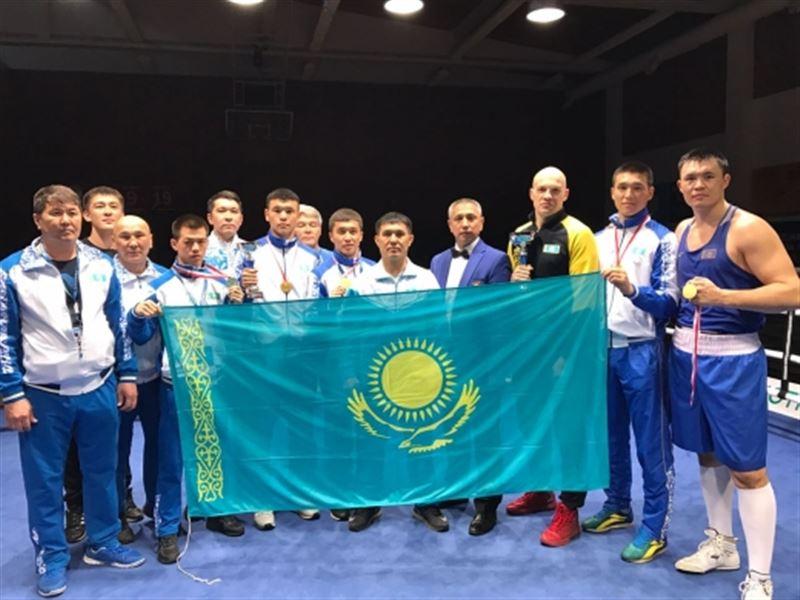 ФОТО: Бес қазақстандық GeeBee турнирінде чемпион атанды