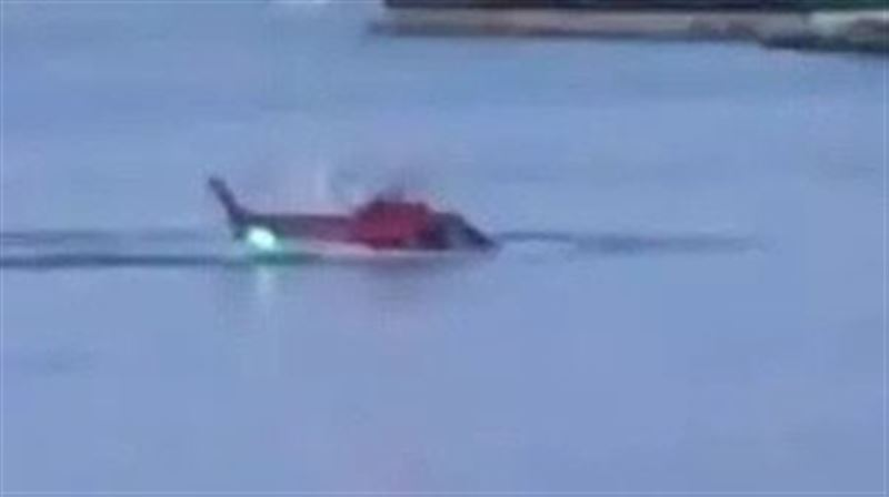 ВИДЕО: Нью-Йоркта туристік тікұшақ суға құлады