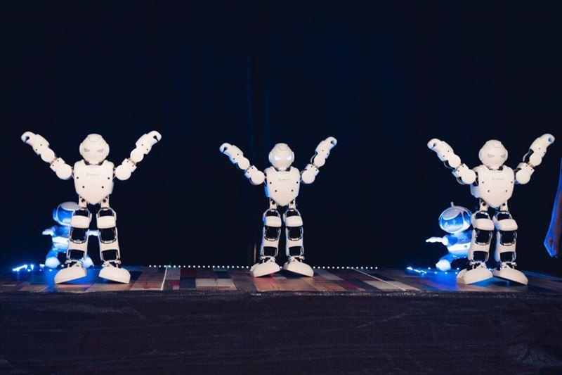 В Астане пройдет большая научная выставка роботов