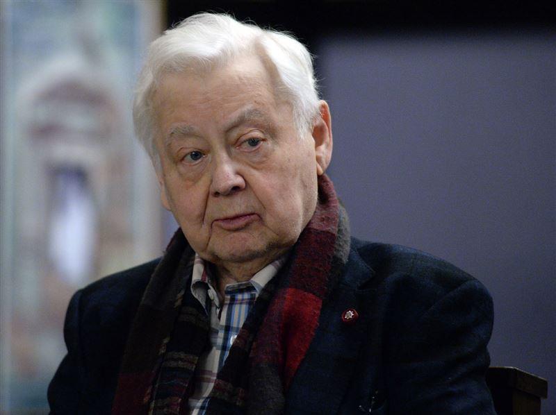 Не стало знаменитого актера Олега Табакова