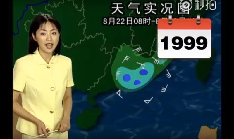 Зрителей удивила нестареющая ведущая, которая 22 года ведет прогноз погоды