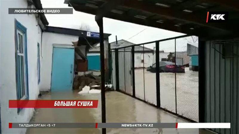 Паводки в ВКО: комиссия подсчитывает ущерб