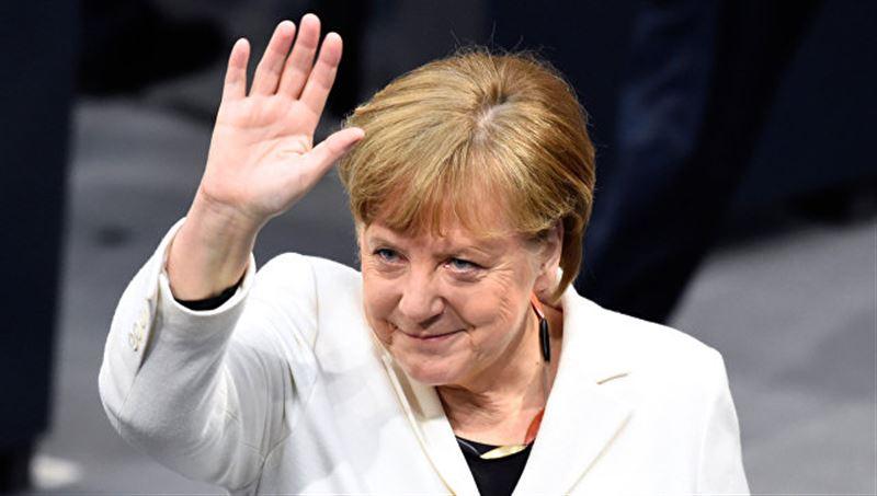 Меркель төртінші рет Германия канцлері болып сайланды
