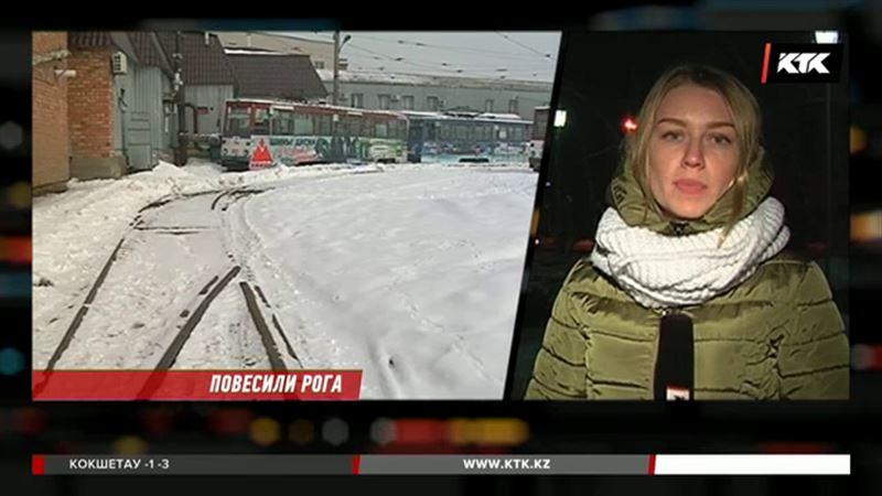 Трамвайный парк Усть-Каменогорска может уйти с молотка